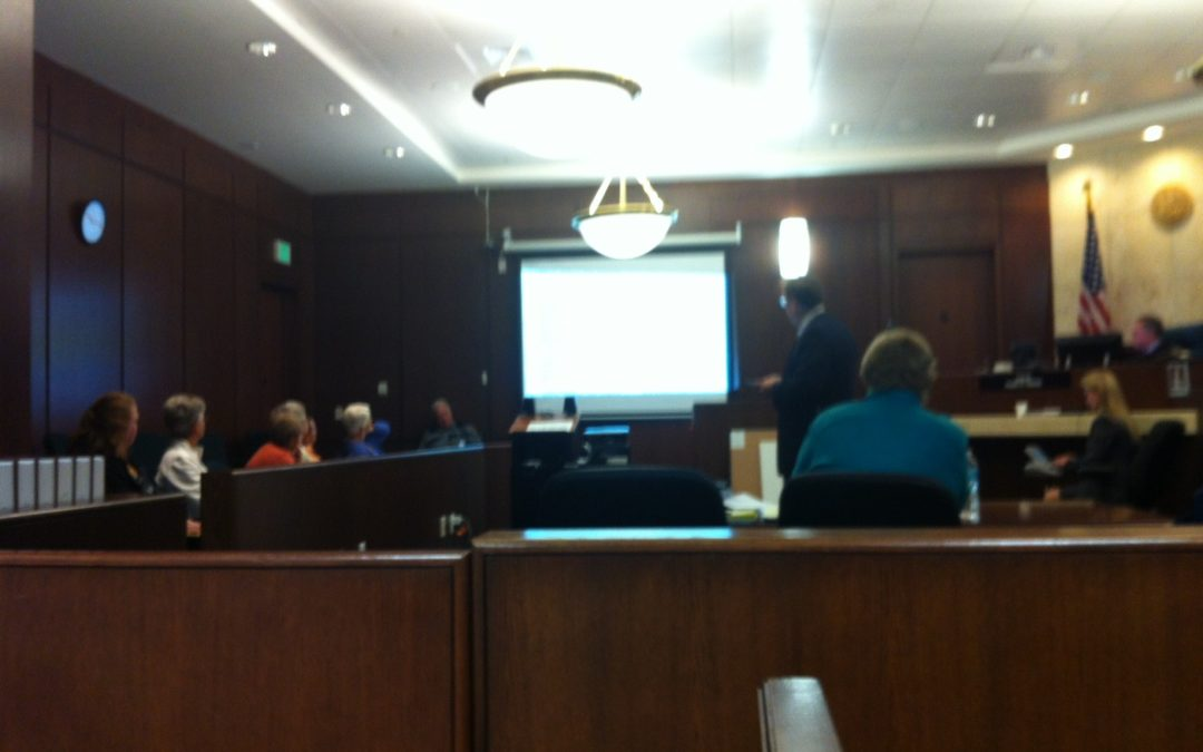 Wireless Tablet Courtroom Presentation Technology