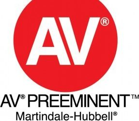 Martindale Hubbel AV Rating