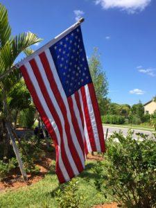 U.S.A. Flag