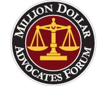 Million Dollar Advocate Forum - Personal Injury Law Office of James O'Leary